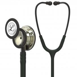 Стетоскоп Littmann Classic III, черная трубка, акустическая головка цвета шампань, 69 см, 5861