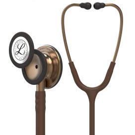 Стетоскоп Littmann Classic III, трубка шоколадного цвета, акустическая головка и оголовье цвета меди, 69 см, 5809