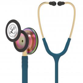 Littmann Classic III Stethoscope 5807 Special Edition Rainbow Caribbean Blue Tube