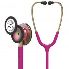 Littmann Classic III Stethoscope 5806 Rainbow Special Edition Raspberry Tube