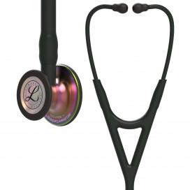 Littmann Cardiology IV Stethoscoop 6165 Rainbow Special Edition Zwarte Slang