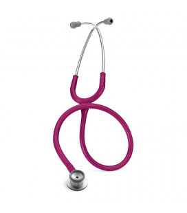 Littmann Classic II Infant Stethoscope 2215 Raspberry Tube
