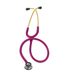 Littmann Classic II Infant Stethoscope 2157 Rainbow Special Edition Raspberry Tube