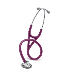 Littmann Master Cardiology Stethoscope - Darkred/Purple