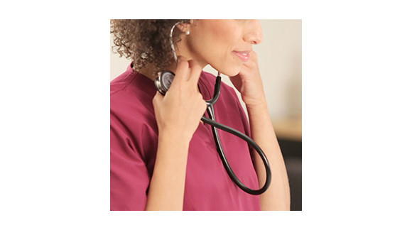 Five tips for using your 3M™ Littmann® Stethoscope properly.